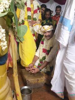 Serial Actress Sivaranjani Marriage Photos - Avantika Natraj