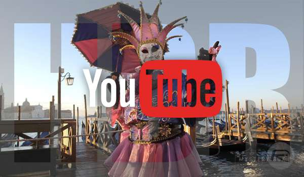 YouTube High Dynamic Range (HDR) Videos