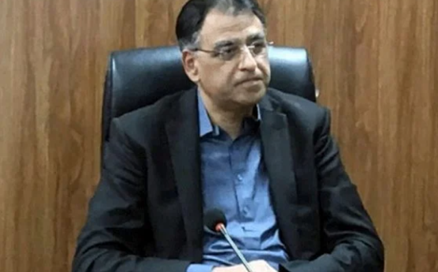 The goal is to achieve a capacity of 100,000 cron test per day, Asad Umar