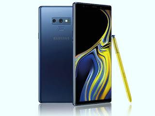 Review & Spesifikasi Samsung Galaxy Note 9