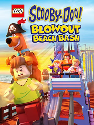 Lego Scooby-Doo! Blowout Beach Bash Poster