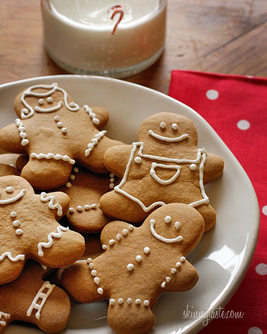 Low Fat Ginger Cookies 26