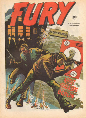 Marvel UK, Fury #15