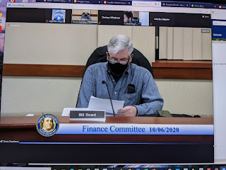 FM #360 Finance Committee Mtg - 10/06/20 (audio)