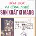SÁCH SCAN - Hóa học và công nghệ sản xuất xi măng - GS.TSKH. Võ Đình Lương