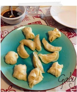 Bāozi e Jiaozi  con verdure al vapore... ovvero i ravioli cinesi