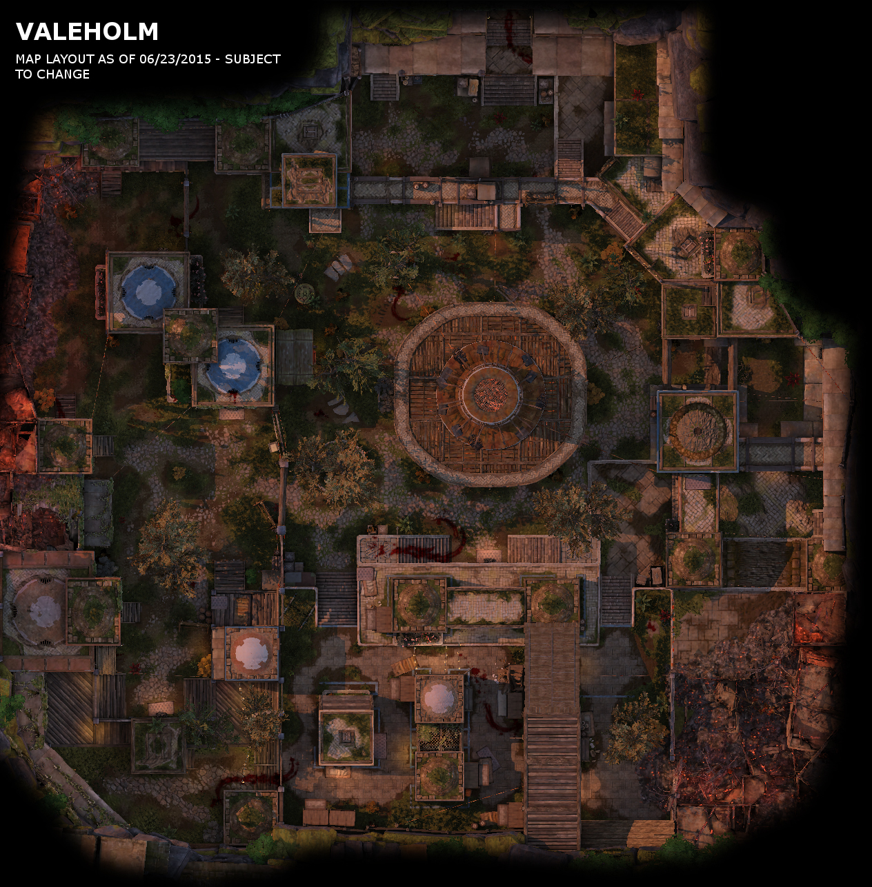 Cult Of Hash Ak Gik From The Pit The Almost Definitive Lok Maps