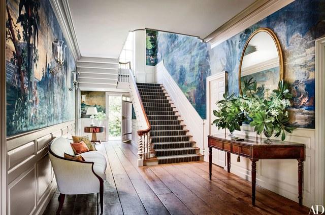 31 Desain Interior Wallpaper Rumah Minimalis