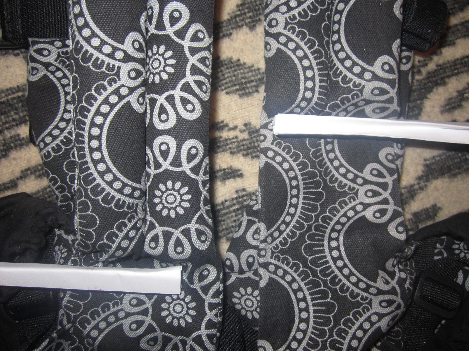 Counterfeit Designer Ergobaby Petunia Picklebottom