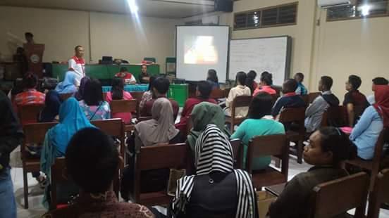 Alumni STIE Jambatan Bulan Gandeng BNN Sosialisasi Narkoba