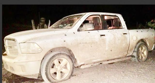 Fotografias: Así fue el enfrentamiento entre La Línea vs La Gente Nueva que dejo 18 muertos en Chihuahua