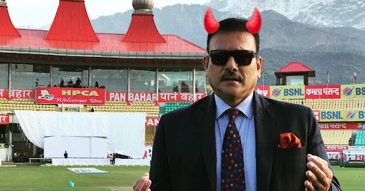 ravi shastri appointed as indian cricket team coach till 2019 world cup