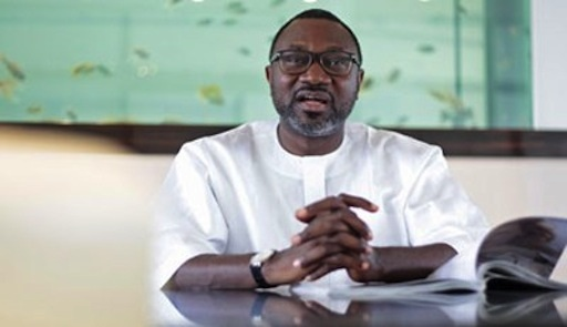 Breaking: Otedola donates N1bn to fight Coronavirus