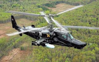 Helicopter Ka-50