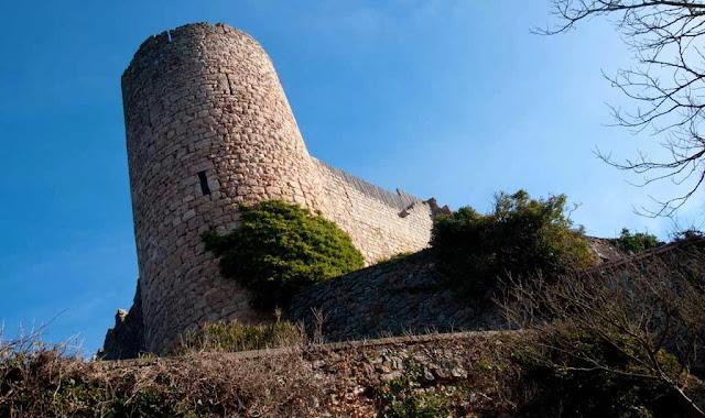 Visita El castillo de Termes