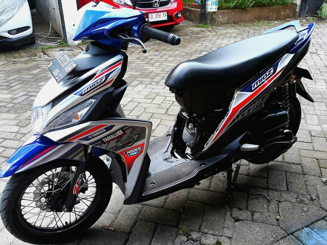 97 Gambar Modifikasi Yamaha Mio Z