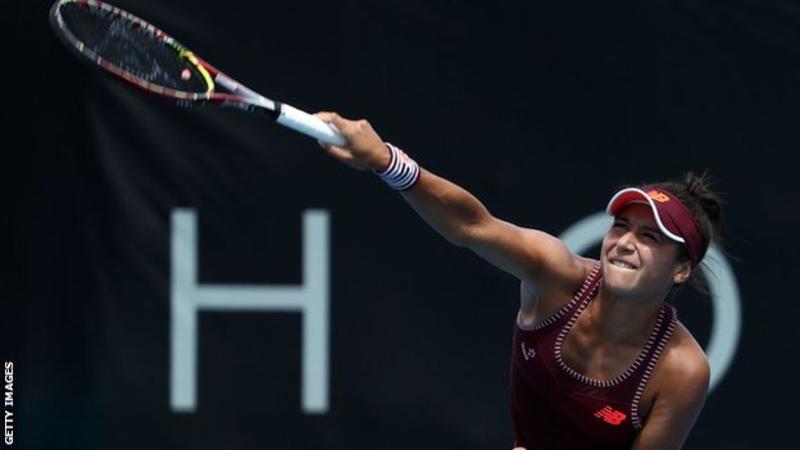 Heather-Watson-vao-ban-ket-giai-Hobart-International