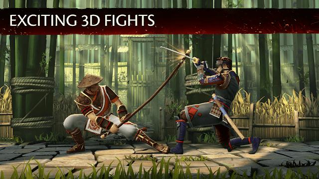 تحميل لعبة Shadow Fight 3 مهكرة مجانا