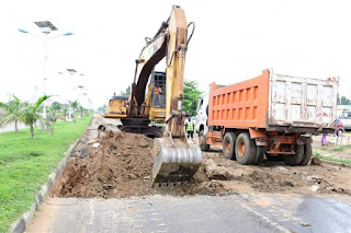 REHABILITATION WORK ON THE MINNA CITY GATE-CHANCHAGA ROAD KICKS OFF: WORK TO BE COMPLETED IN SIXTEEN WEEKS