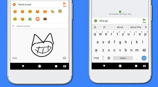 Confused Search Emoticons? Simply Images on Google Keyboard