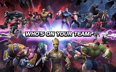 Marvel Contest of Champions v7.0.1 Mod Apk (High Damage)1