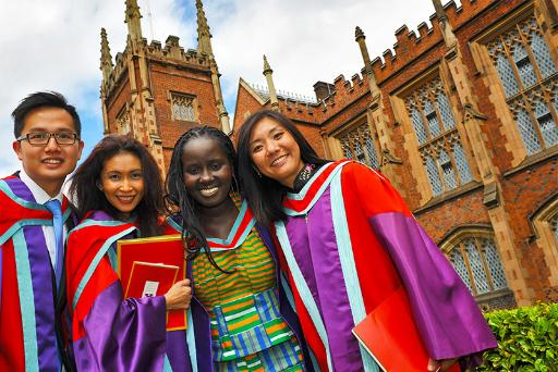Taught Master's Scholarships 2020 at Queen's University Belfast, UK