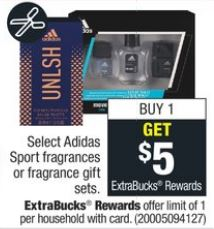Select adidas Sport Fragrances or Fragrance Gift Set