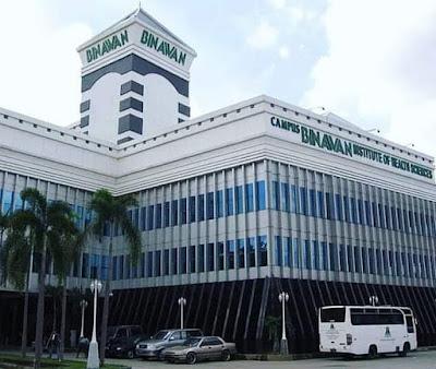 Universitas Binawan – Daftar Fakultas dan Progam Studi