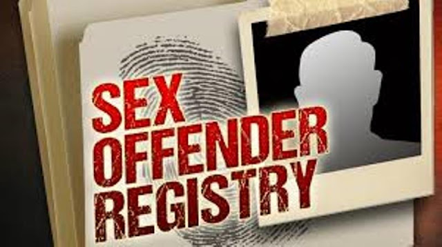 Sexual offenders' register