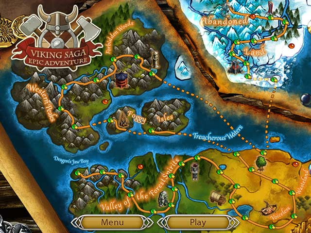 تحميل لعبة Viking Saga: Epic screen1.jpg