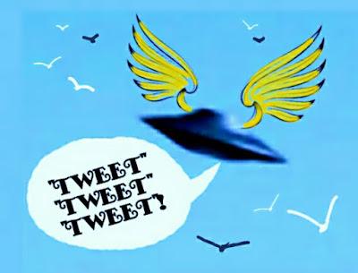"""""""Tweet"""" """"Tweet"""" """"Tweet""""!"""