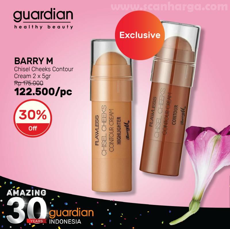 Guardian Clearance Sale* Diskon 30% untuk Produk Favorit