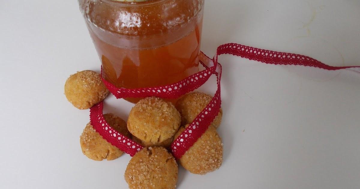 Biscotti con farina di kamut e miele
