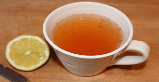 Spice In Their Lemon Water
