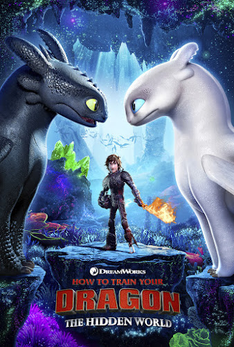 How to Train Your Dragon: The Hidden World (BRRip 720p Dual Latino / Ingles) (2019)