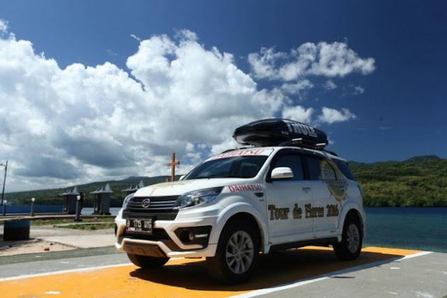 Daihatsu kembali menggelar ekspedisi ke-5 Terios 7 Wonders Jelajah Flores