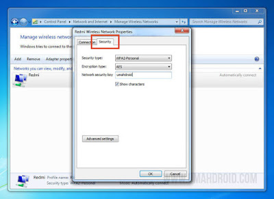 Cara Melihat Password Wifi di PC Tanpa CMD