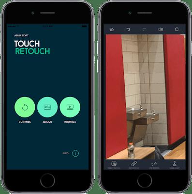 تحميل برنامج TouchRetouch