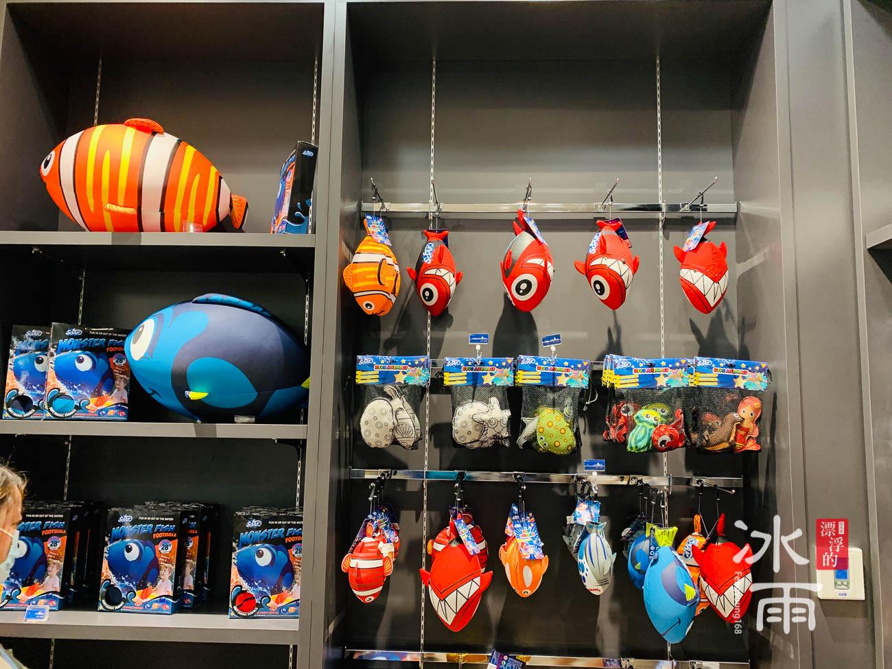 X fun Xpark水族館禮品專賣店 小丑魚掛飾
