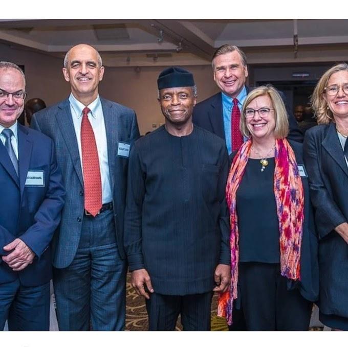 We will take Nigerians out of poverty - Prof Yemi Osinbajo