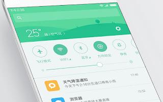 Xiaomi MIUI 8 Smartphone Canggih Android 6.0 Marshmallow