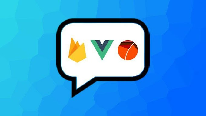 Vue JS and Firebase:Build an iOS and Android chat app (2021) [Free Online Course] - TechCracked