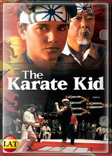 Karate Kid (1984) DVDRIP LATINO