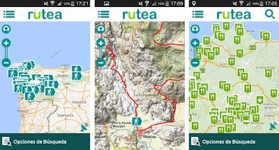 Rutea, toda la información que necesitas para hacer senderismo