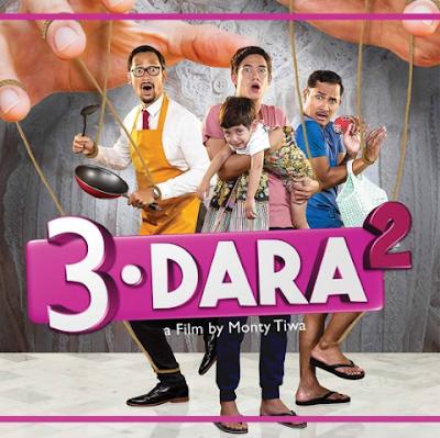 Sinopsis 3 Dara 2 (2018)