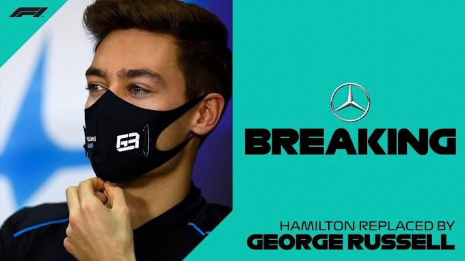 Russell zastąpi Hamiltona w Mercedesie