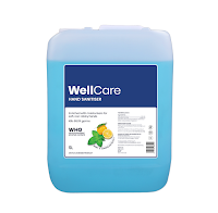 WellCare Hand Sanitizer - 5L