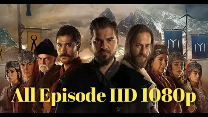Ertugrul Ghazi Urdu All Episode Download Free HD 4k