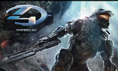 halo 4 poster master chief