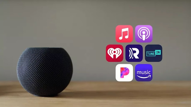 Apple unveils new smart speaker: HomePod Mini